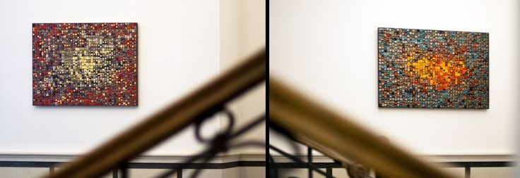 CERAMIC COMPOSITIONS Ceramic tiles project. Heritage Gates.