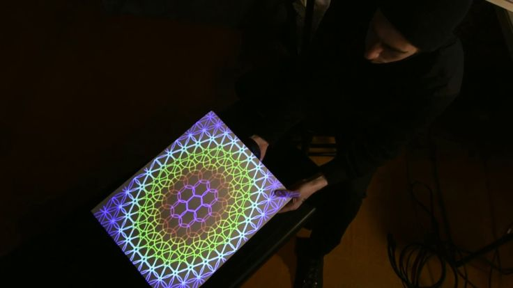 Realtime Projection Mapping with HTC Vive