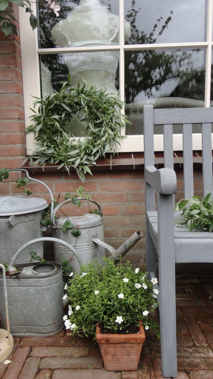 588 best images about garten & deko on pinterest | deko, bird, Gartengerate ideen