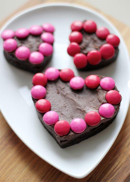 Susse Hausgemachte Valentinstag Leckereien Glucklich Valentinstag