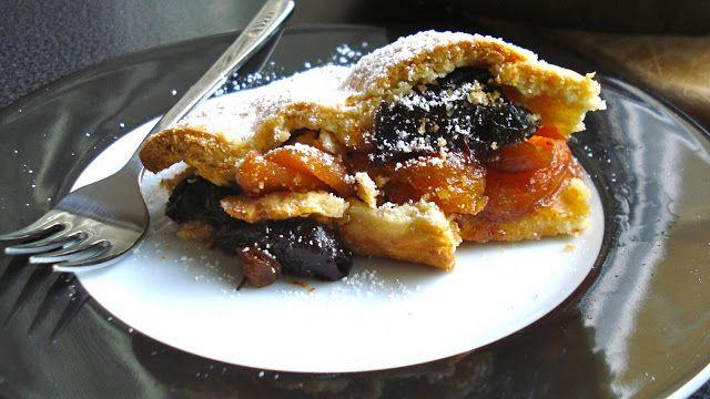 Taste Advisor: Τάρτα με ξερά φρούτα στον φούρνο/ Dried fruit tart