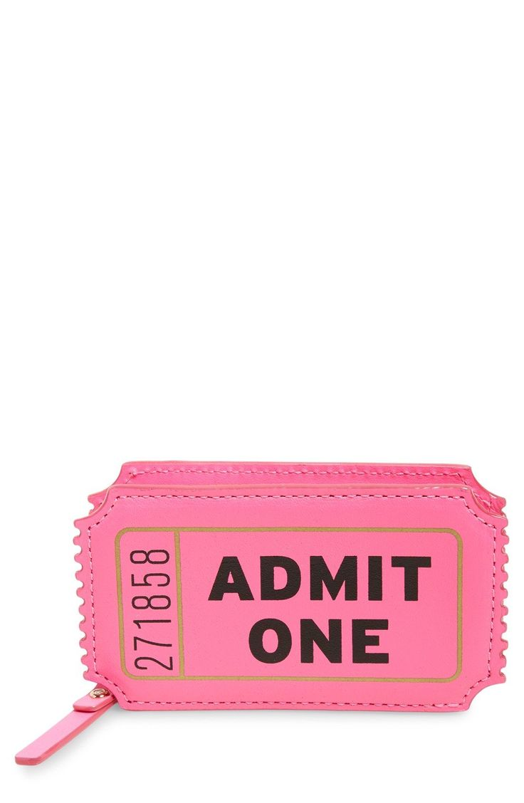 How cute is this coin purse from Kate Spade? It's the hottest ticket around town!