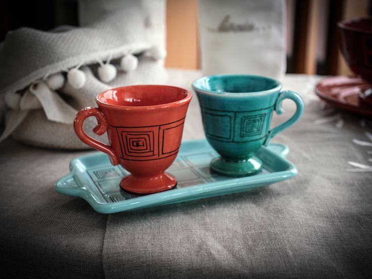Red and Blu Cups
