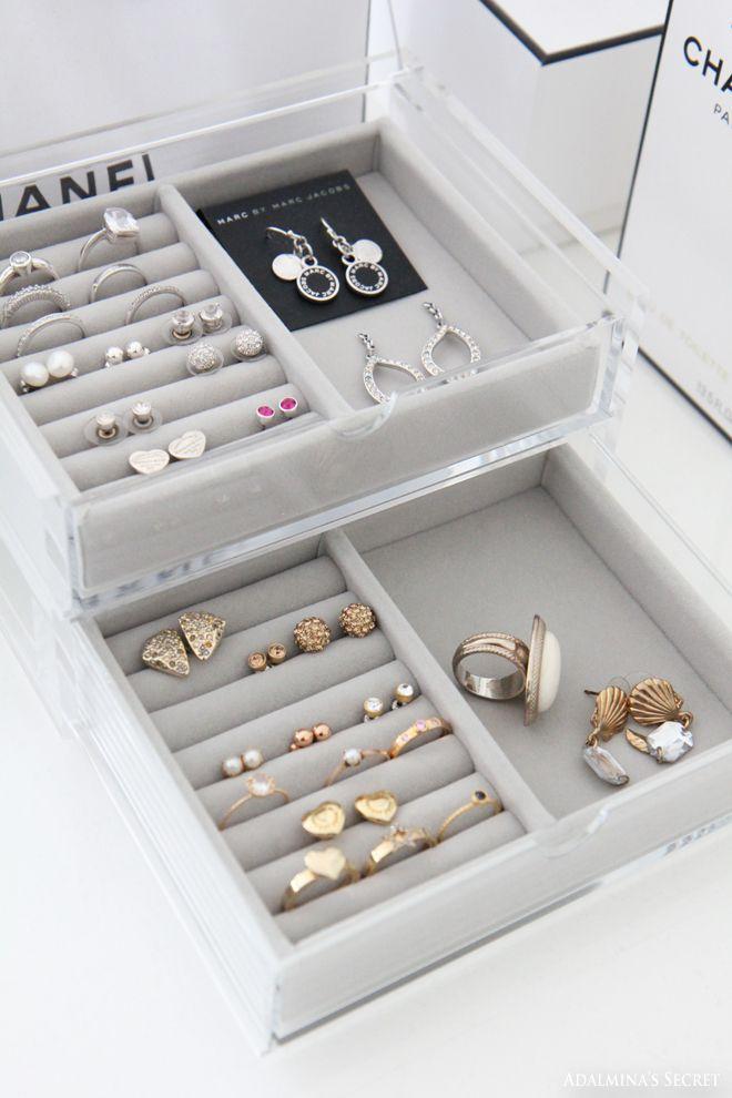 Jewellery box - Adalmina's Secret