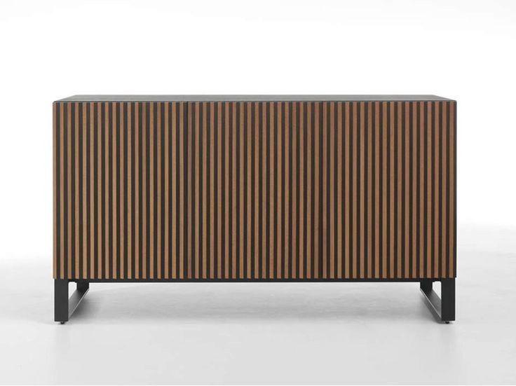 Wooden sideboard LEON - HORM.IT