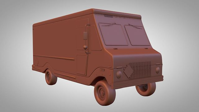 Cinema 4D Tutorial: How To Model a Delivery Truck in Cinema 4D in Cinema 4D Tuts on Vimeo