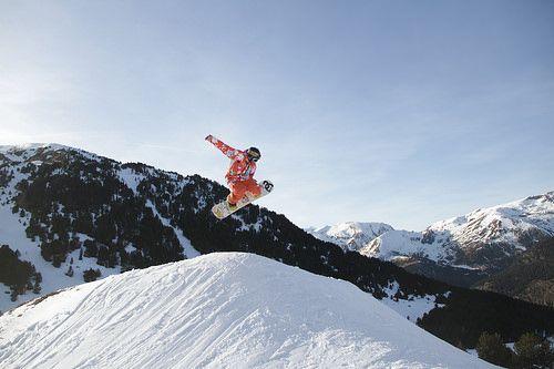 Snowboarding - Guillem Serna