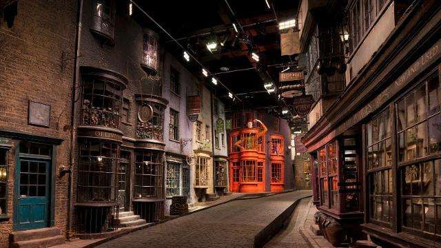 Harry Potter Londres Warner Bros Estudio Tour (Inglaterra)