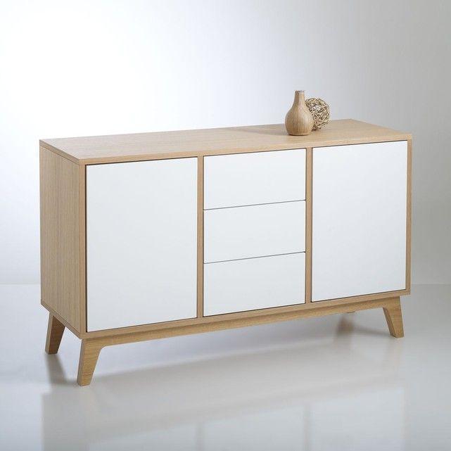 Buffet D Inspiration Scandinave Jimi La Redoute Interieurs Moveis De Pinus Ideias Para Mobilia Projeto De Interior Do Quarto