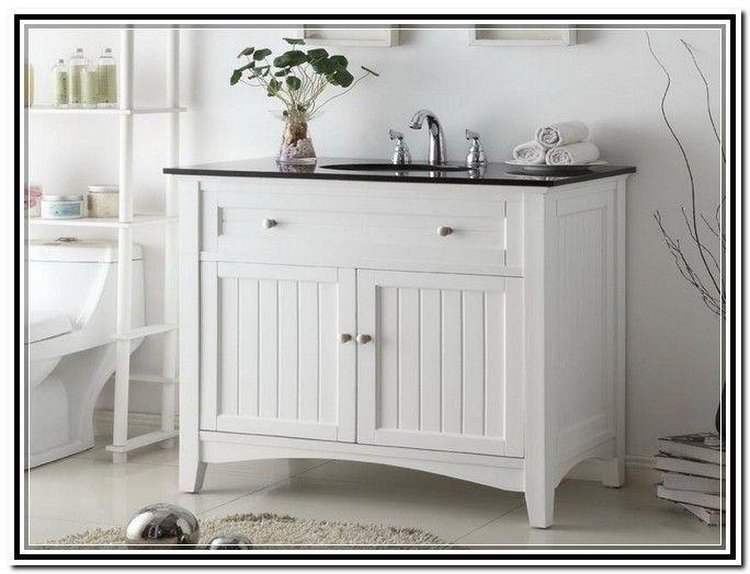 Photo On Cottage Bathroom Vanities Sale