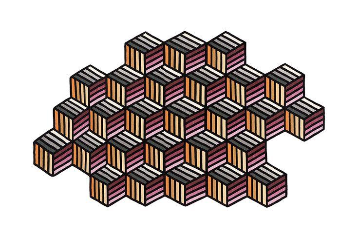 Kilim Hexagon GAN