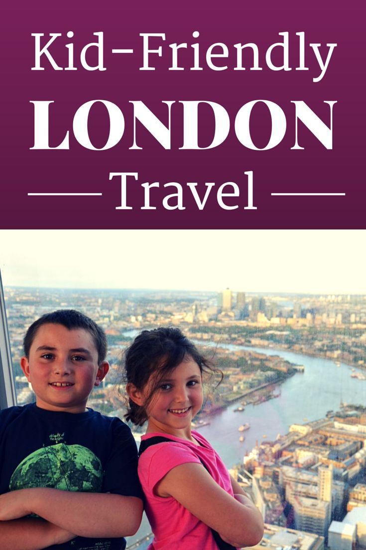 We have all the insider-tips you'll need to plan a fun, family trip to London.