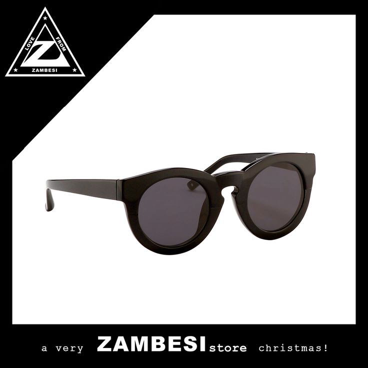 """""""i need new sunnies and these would be perfect for summer. they are classy with a twist of edginess."""" - esha, ZAMBESI newmarket #zamfam phillip lim sunglasses are available from our NZ stores x"""