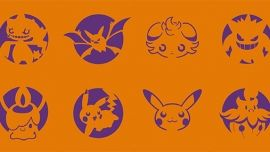 You Can Carve Your Own Pokémon Pumpkins with These Awesome Stencils