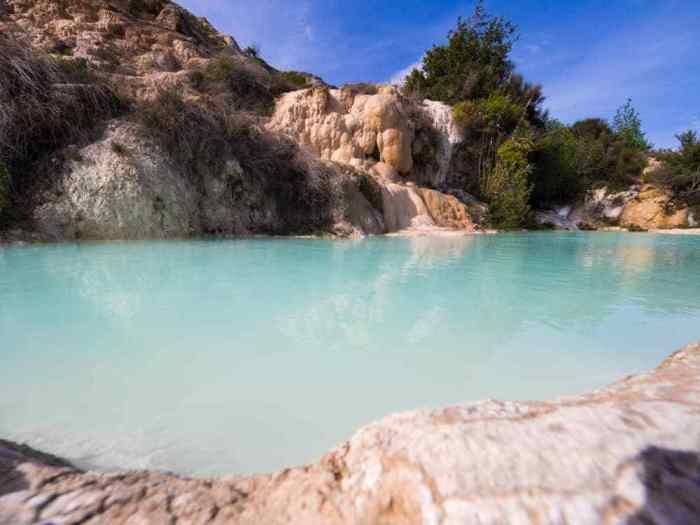 4 Free And Natural Hot Springs In Tuscany Hot Springs Italy