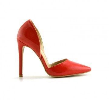 Pantofi Delos Rosii