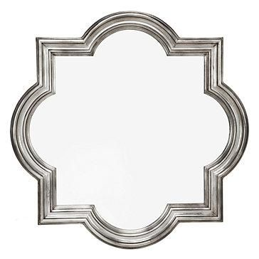 Mirror Mirror Decor Mirror Wall Silver Wall Mirror