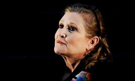 Carrie Fisher gave predatory producer a cow's tongue in a box Screenwriter Heather Robinson says that after telling Fisher she'd had to fight off a Hollywood executive, the Star Wars actor hand-delivered him the gift with a threatening note