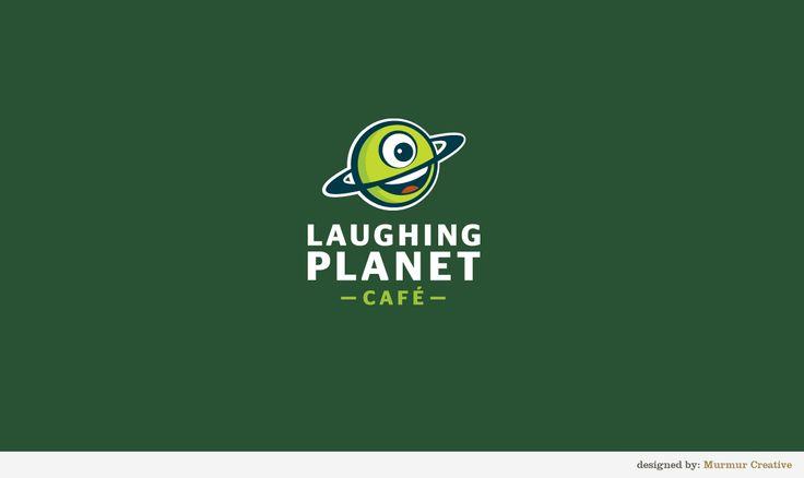 Laughing Planet Cafe logo design