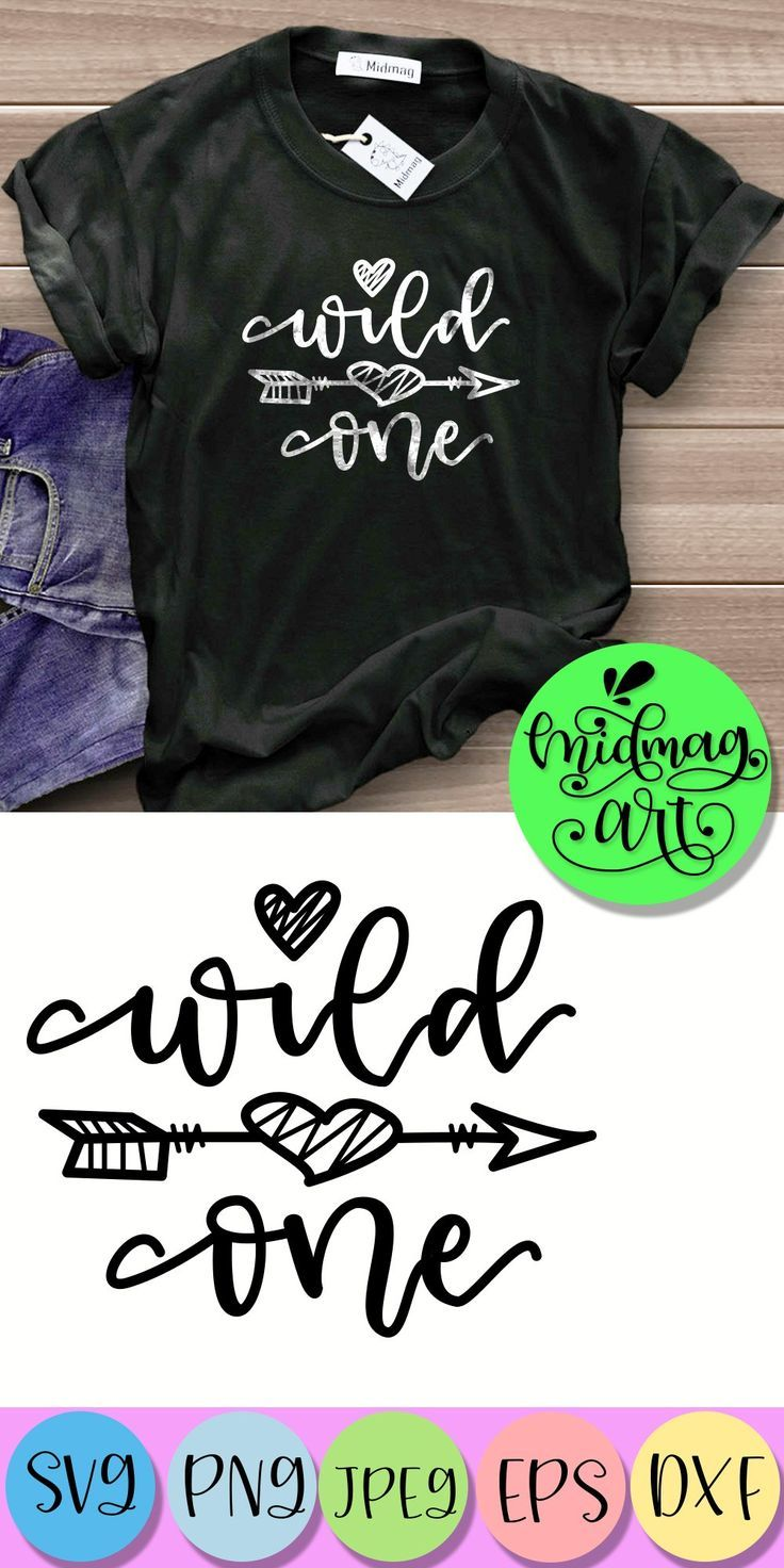 Wild one svg, 1st birthday svg in 2020 (With images