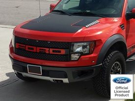 Ford Raptor Grill Letters $35