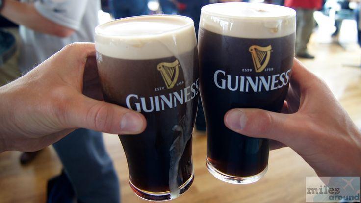 Pint of Guinness - Check more at https://www.miles-around.de/europa/irland/fuer-ein-wochenende-nach-dublin/,  #A320-200 #Airbus #avgeek #Aviation #Bahn #DB #DUB #Dublin #FRA #ICE #Irland #Lufthansa #Reisebericht #Trip-Report