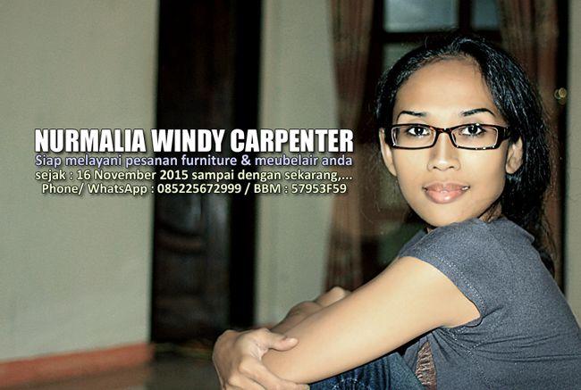 Nurmalia Windy - Fotografer Purwokerto   Windygraphy   Fotografer Wedding   Fotografer Prewedding: Nurmalia Windy Carpenter - Jadi Tukang Kayu ? Bisa...