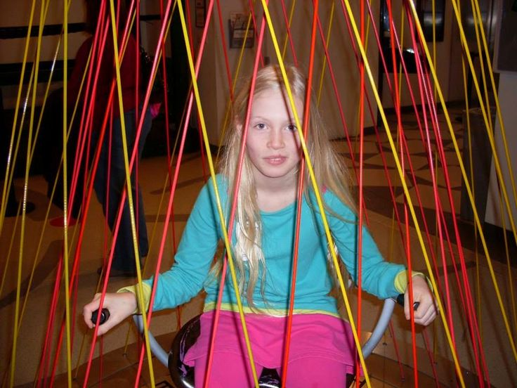 Fun things to do with kids: Museum of Mathematics - New York City