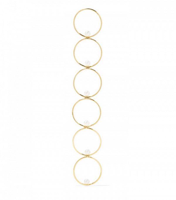 best mismatched earrings: Anissa Kermiche