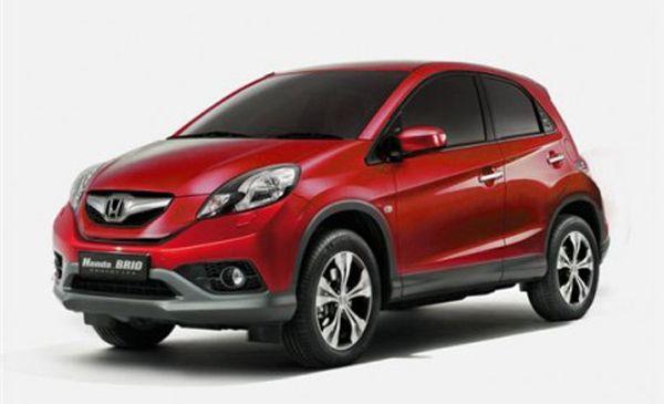 Honda Brio SUV akan menggunakan platform Mobilio - http://www.hargahonda.com/brio-suv-pakai-platform-mobilio/