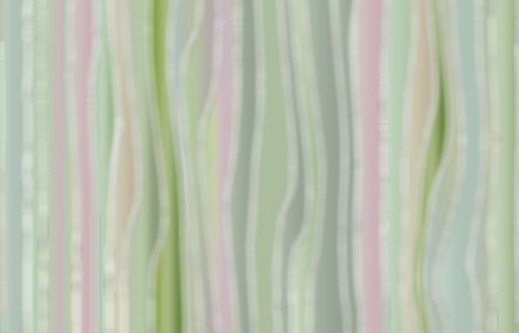 Nouveau Stripes Watercolour fabric by emily_bieman on Spoonflower - custom fabric