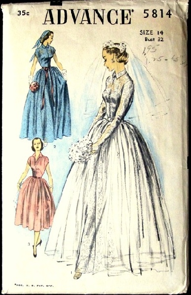 124 best vintage wedding dress and evening gown patterns for 1940s wedding dress patterns