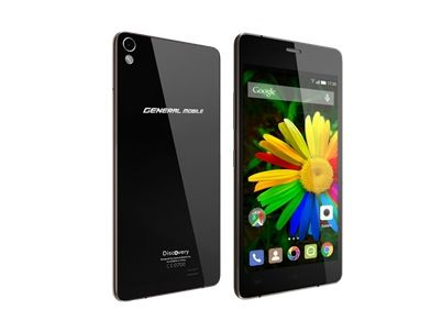 General Mobile Discovery Air Siyah Cep Telefonu ( Distribütör Garantilidir ) :: EnHızlıAlışVeriş