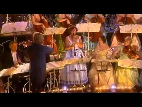 Andre Rieu Romantic Paradise Part 4 l asciatemi cantare ) - YouTube