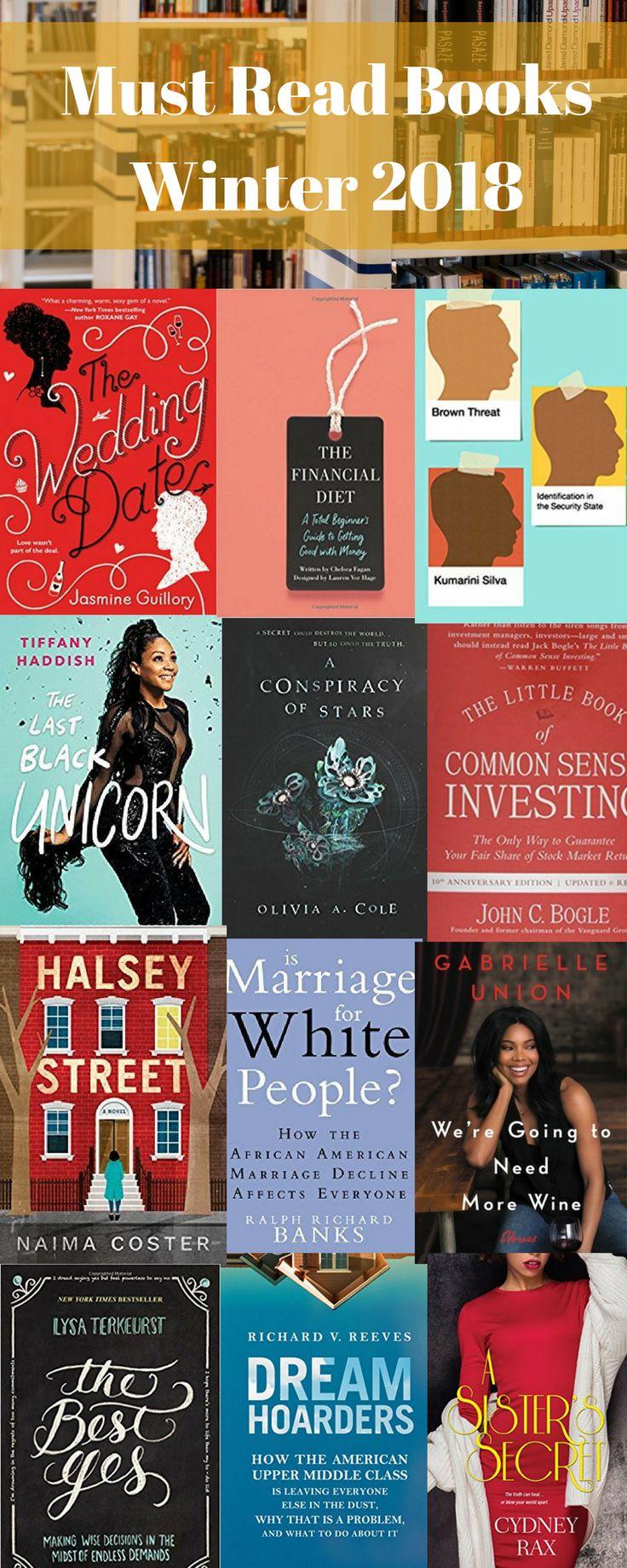 tbr list, winter reading list 2018, 2018 reading list,book release 2018, reading list for women,diverse books, #books