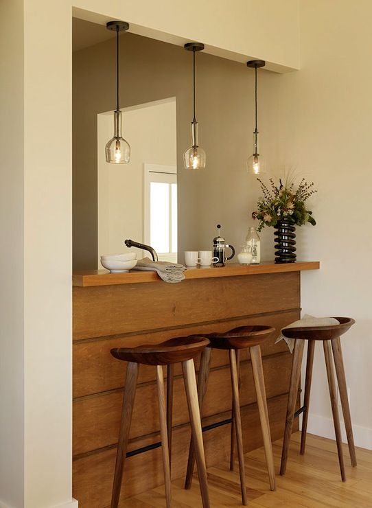 Best 20 breakfast bar lighting ideas on pinterest breakfast bar kitchen modern peninsula - Kitchen bar spotlights ...