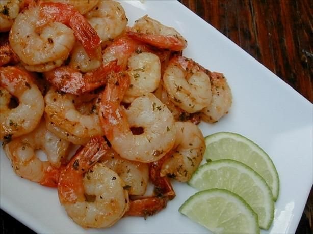 Chili's Spicy Garlic Lime Shrimp