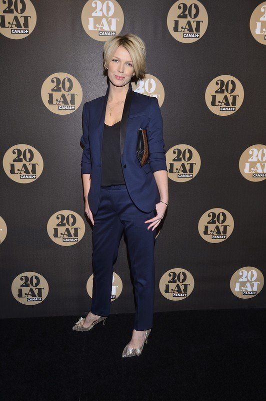 Magda Mołek, 20. urodziny Canal+