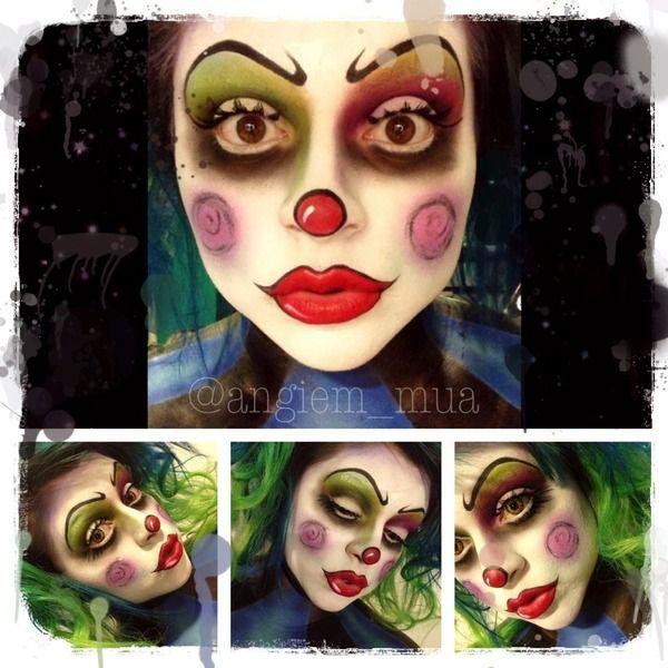 631 best Halloween Make-up images on Pinterest | Halloween ideas ...