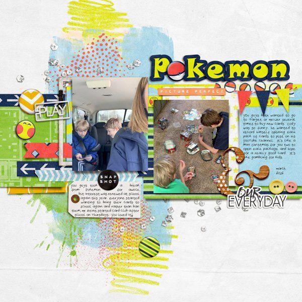 Still Buying Pokemon Cards