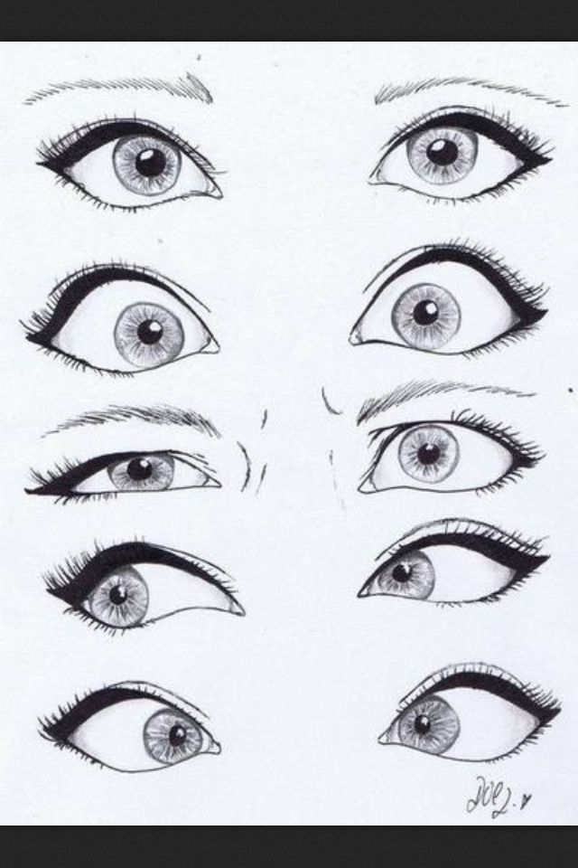 25 best ideas about eye drawings on pinterest eye