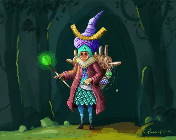 """""""DUKUN"""" #character#spiritual#healer#magic"""