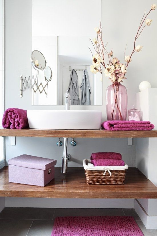 Like the shelves under the sink as it can be used for storage rather than just for some randomness.