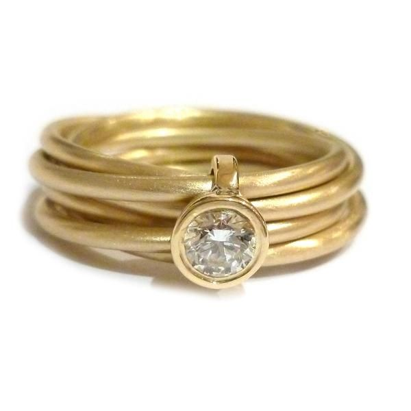 Best k Gold band Russian style ring rd
