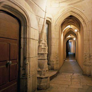 Traboules, Vieux Lyon