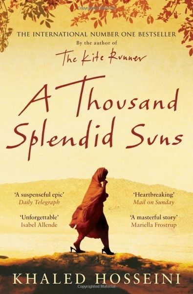 add to my reading list: A Thousand Splendid Suns | 10 Books Every Woman Should Read