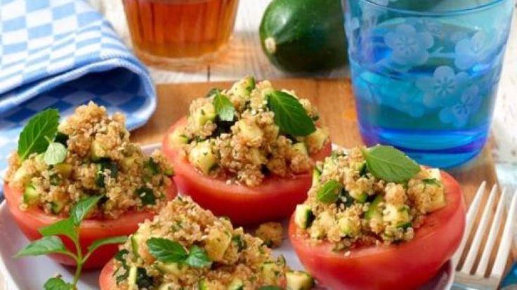 Quinoa-Tomaten