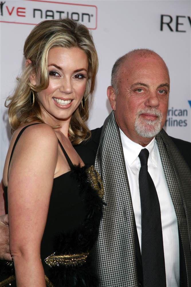 Billy Joel weds Alexis Roderick
