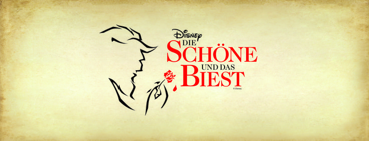Disney's die Schöne und das Biest vom 25.11. bis 13.12.15 im Musical Theater Basel. Tickets bei Ticketcorner.