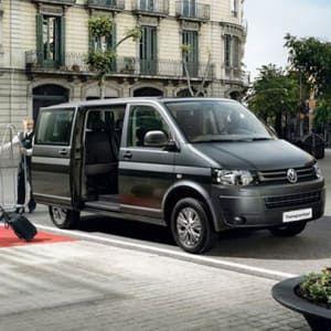 new volkswagen transporter shuttle for sale lookers t6. Black Bedroom Furniture Sets. Home Design Ideas